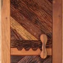SCALLOP SLEEPER DOOR