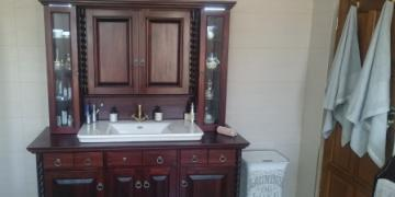 Bathroom Cabinets & Towel Stands